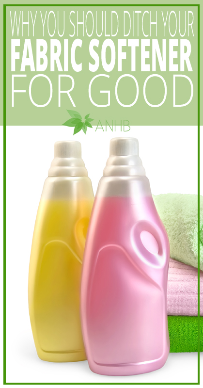 Why You Should Ditch Your Fabric Softener For Good All