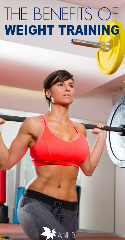 The Benefits of Weight Training #weighttraining #health #exercise #fitness