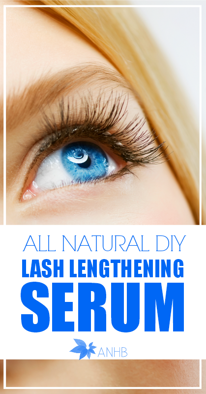 This lash lengthening serum recipe is so awesome (and simple!) You've got to try it.