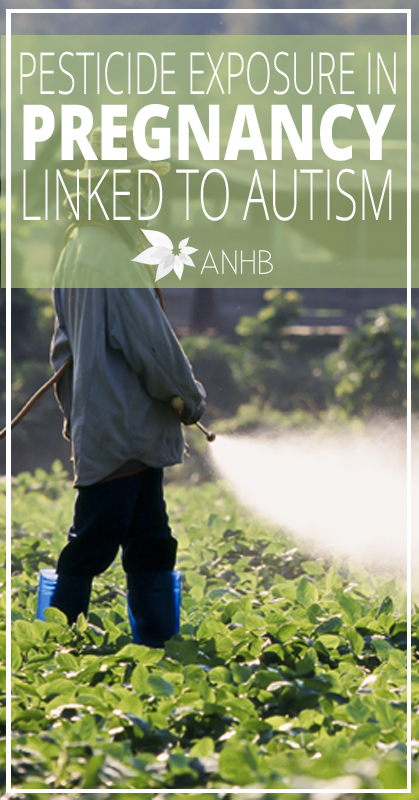 Pesticide Exposure In Pregnancy Linked >> Pesticide Exposure In Pregnancy Linked To Autism Updated For 2018