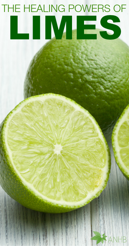 The Healing Power of Limes #health #naturalhealth #limes #naturalremedies