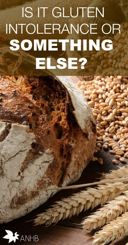 Is it Gluten Intolerance or Something Else #bread #gluten #health