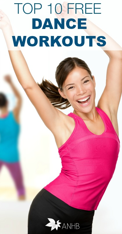 Top 10 Free Dance Workouts #exercise #zumba #dance #health #fitness