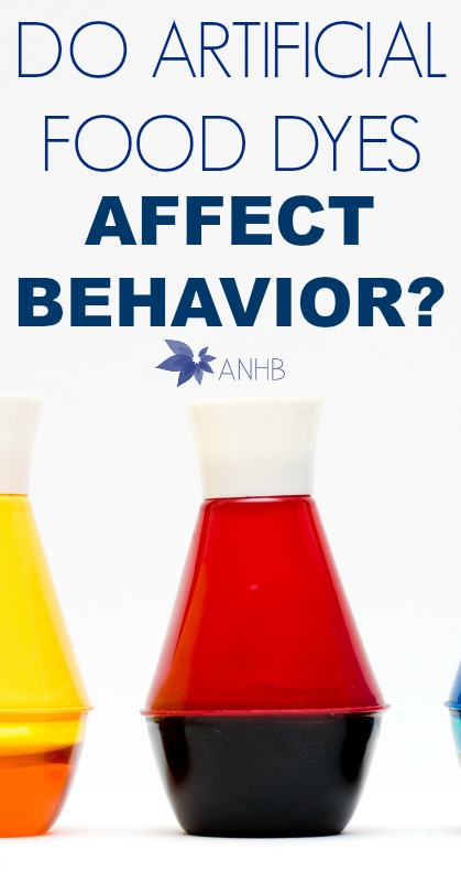 Do Artificial Food Dyes Affect Behavior #health #artificialfooddyes #artificialcoloring #allnatural #behavior