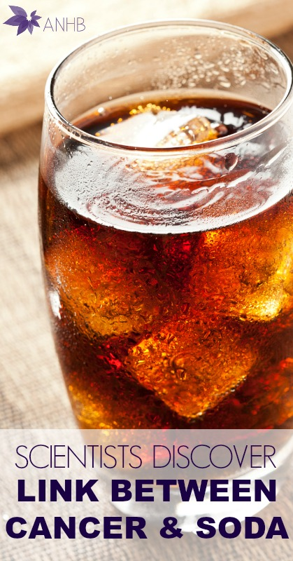Scientists Discover Link Between Cancer and Soda #soda #health #realfood #cancer