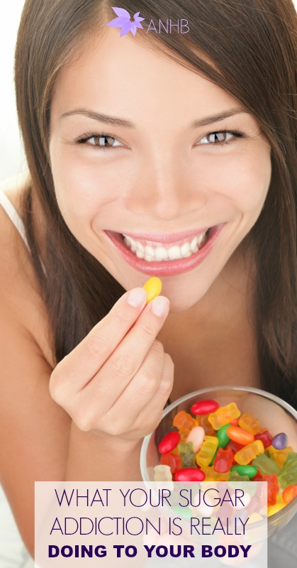 What Your Sugar Addiction is Really Doing to Your Body #health #sugar #diet